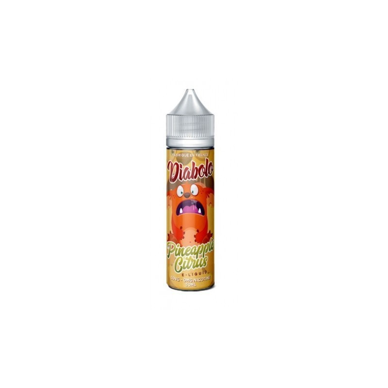 E-liquide Diabolo - PINEAPPLE CITRUS