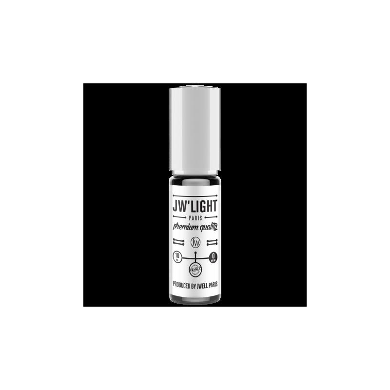 e-liquide white light