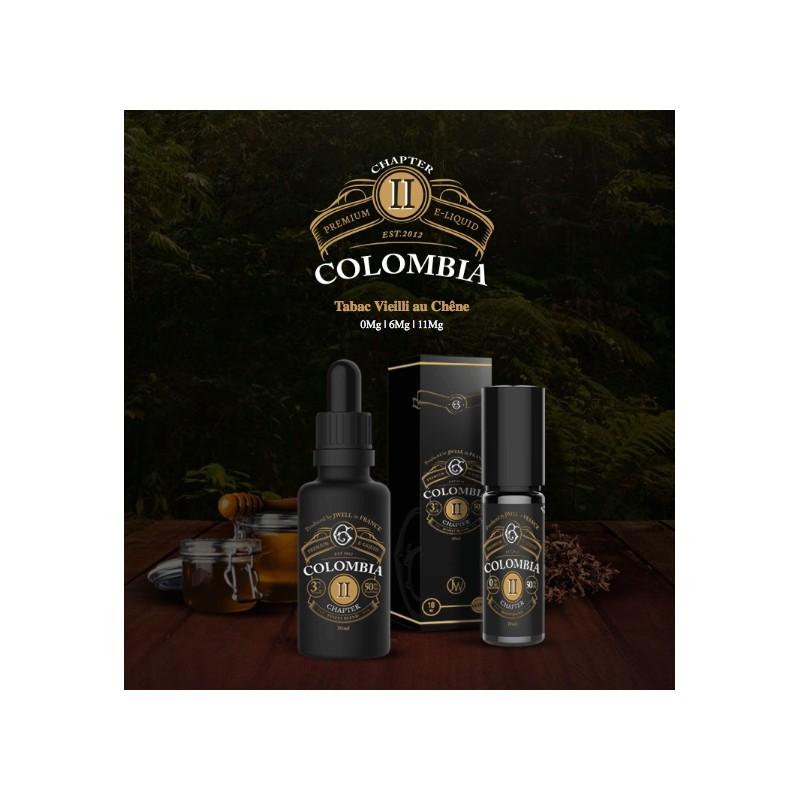 e-liquide Colombia 2